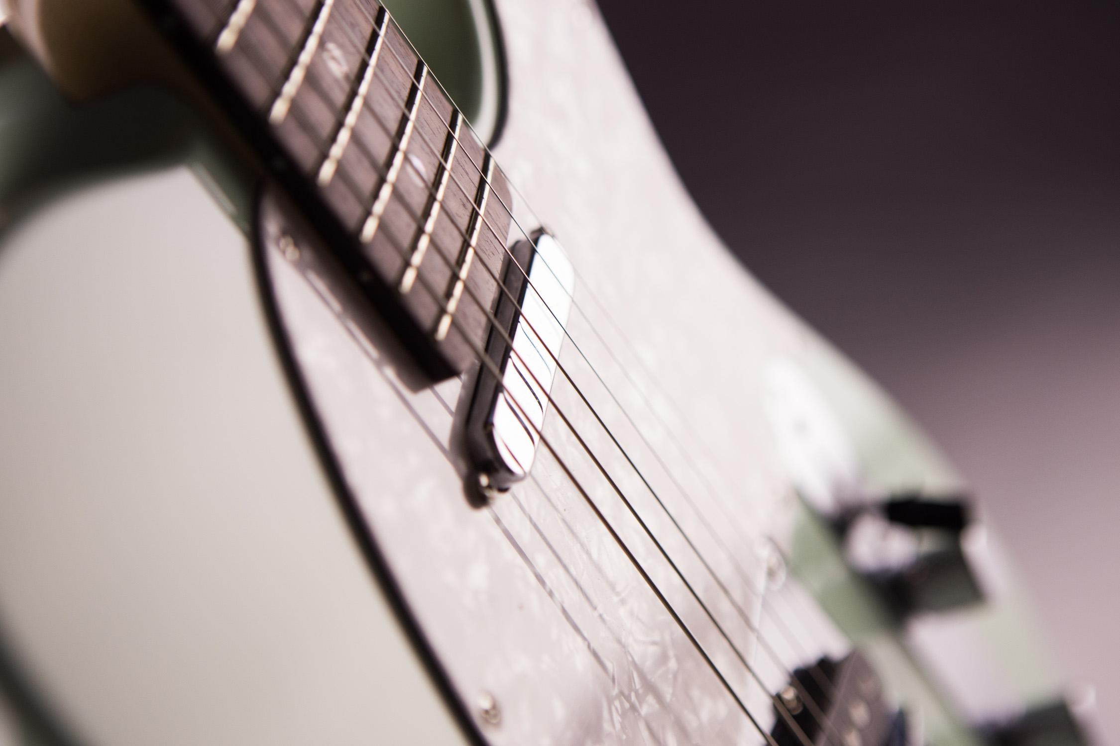 Capurso Guitar
